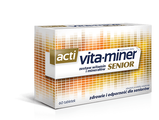 vitaminer senior